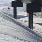 Acumulacion de Nieve