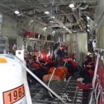 Interior del LC-130.