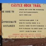 Visita a Castel Rock, para la proxima vez.