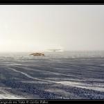 Finalmente, el dia 27, y tras casi 8 meses y medio, llega el primer Hercules LC130 con personal de reemplazo.