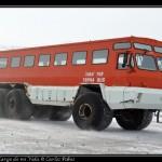 Ivan, uno de los autobuses del lugar.