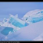 Un caos de hielo.