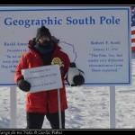 3 Noviembre 2012. 366 en el Polo Sur!!!