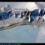 Comienzan las montañas de la cordillera transantartica.