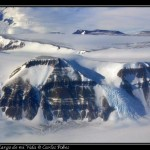 Cascadas de hielo.