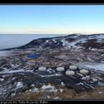 McMurdo, la base mas grande de la Antartida.