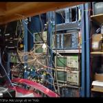 Instrumentos de control en el edificio MAPO.