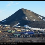 McMurdo y Observation Hill.