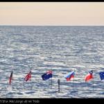Polo Sur de las celebraciones.