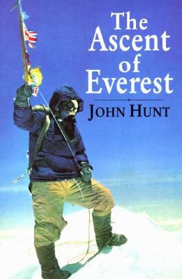 Portada del libro de John Hunt sobre la primera ascensión al Everest.