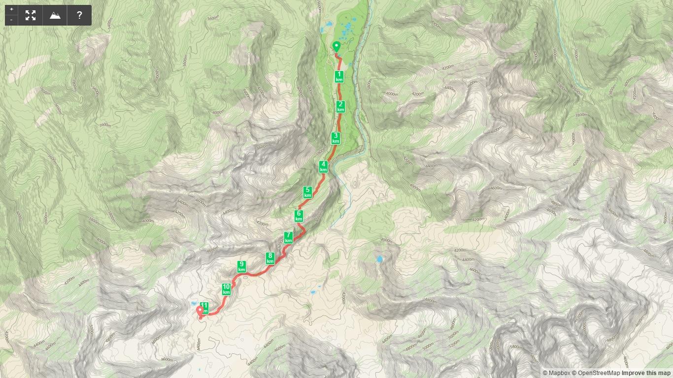 Tramo CB-C1. casi 12kms.