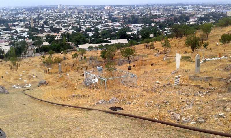 Cementerio musulman.