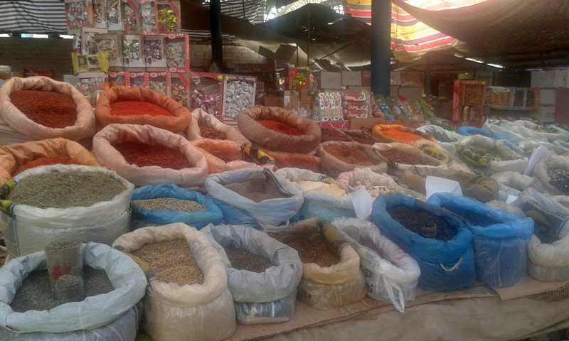 Mercado de Osh